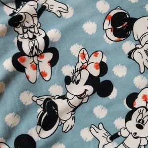 Lularoe TC Leggings - Minnie Mouse - Disney